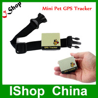 Original XEXUN brands pet gps tracker waterproof with SOS TK201 Pet GPS Tracker system with Neck Strap. Geofence,