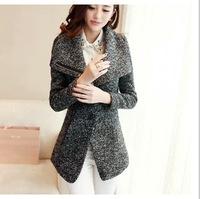 NEW 2014 jackets women Winter and autumn fashion coat for woman cotton jacket size XS-XXL slim type
