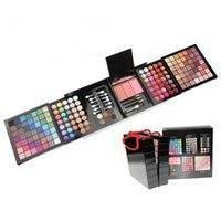 1pcs 177 Color PRO Makeup Set Eyeshadow Palette Blush Lip Gloss Brow Shader Concealer Eyeshadow Gel + Brush