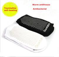 2014 New Women&Men tourmaline Self-heating socks Health warmth socks