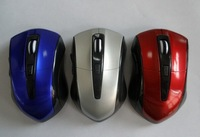 Free Shipping New Mini 2.4GHz USB 10m Wireless Optical Mouse Mice D69