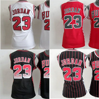 Free Shipping Chicago 23 Michael Jordan Womens Basketball Jerseys, Cheap Embroidery Basketball Jersey Michael Jordans For Women