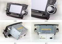7 inch Toyo Highlander Cars Dedicated Car DVD Player GPS Navigation Integrated Machine Send Camera 034