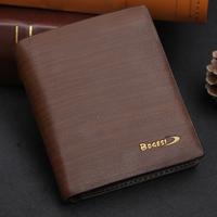 promotion wallet 2014 Hot Sale Male wallet for Men Casual men's wallet Hasp fashion leather wallet man purse card holder M39