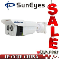SunEyes SP-P901 ONVIF P2P 960P 1.3 MP HD IP Camera Outdoor Project High Quality Array IR 25M SD/TF Card Slot Two Way Audio