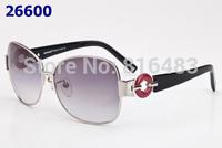 Best quality Original fashion designer women MB355S brand sunglasses vintage glasses vogue eyewear trend 5cols free sguooubg