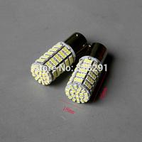 best quality high brightness Free shipping LED 1206  127SMD car turn brake signal light 1156/1157/3156/3157/7440/7443 ba15s bulb