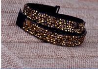 Hot drilling and diamond shoulder strap elastic straps with underwear bra elastic with rhinestones bra
