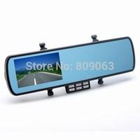 "4.3"" allwinner 1920x1080P FHD Car Black Box Rear View Mirror With G-Sensor+Motion Detection+Timing Shutdown+3.0 Megapixel CMOS"