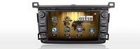 Free Shipping 7 Inch Toyo 2013 RAV4 Cars Dedicated DVD GPS Navigation Integrated Machine Send CCD Camera 040