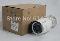 2014 Hikvision 8mm Lens Multi-language Version DS-2CD2032-I 3MP Bullet Camera Full HD 1080P POE Network Outdoor IP CCTV Camera