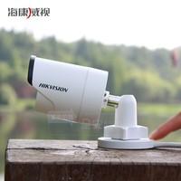 2014 Hikvision Multi-language Version DS-2CD2032-I 3MP Bullet Camera Full HD 1080P POE Network Outdoor IP CCTV Camera 6mm Lens