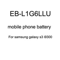 2100mAh NFC EB-L1G6LLU cell mobile phone bateria FOR SAMSUNG GALAXY s3 battery i9300 free singapore air mail factory wholesale