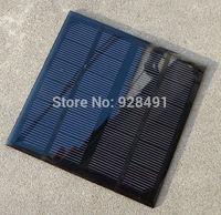 High Quality 3W 6V Monocrystalline Silicon Solar Panel DIY Solar Power System Solar Module Small Solar Panels/Cell Free Shipping