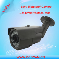 CCTV Effio-A 960H Camera Waterproof IR Digital Color CCD Camera