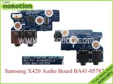 For samsung np-x420 BA41-05787A Audio Board(China (Mainland))