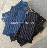 20pcs/lot(1lot=20pcs) 3W 6V Small Solar Panels Wholesale Monocrystalline Silicon Solar Cells For DIY/Testing Free Shipping