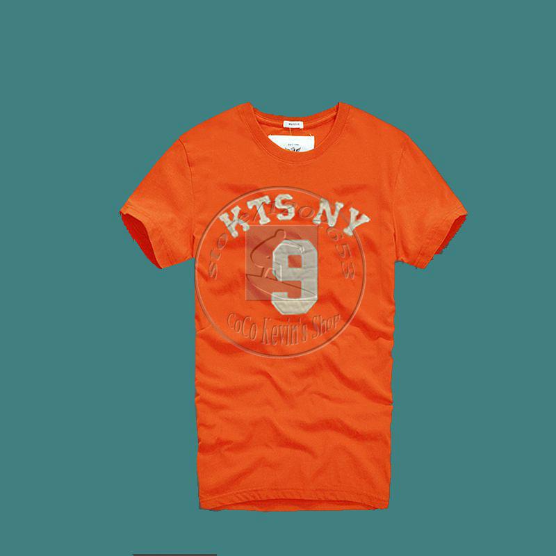 Free Shipping Men's T-shirt Men Camisetas Masculinas Fashion Casual Shirt Brand Design Tops Tees Short 100% Quality Cotton Tomy(China (Mainland))