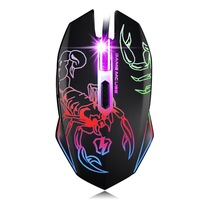 New Portable Computer Accessories 7Keys Wired Gaming Mouse Optical Computer Mouse Professional game mice for laptops mouse gamer