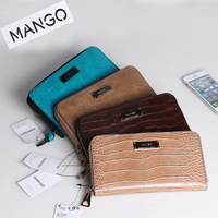 Free shipping ,genuine leather  women wallet ,lady brand purse ,good quality ,Tb-28