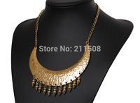 New European Vintage Retro Luxurious Collar Chain Choker Necklace For Women