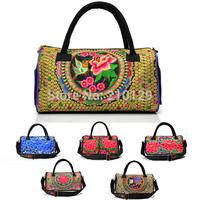 new 2014 fashion national women messenger bags vintage women handbag brand cottom messenger bag handbags women
