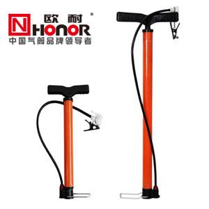 free shipping European pressure resistant portable mini inflator for bicycle basketball mountain bike car inflator(China (Mainland))