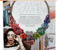 1 pcs 2014 new design women color acrylic statement collar necklace jc Necklaces & Pendants