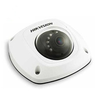 Free Shipping Hikvision dome camera DS-2CD2532F-I S W, audio,Wifi ,3MP Mini dome,Up to 10m IR Network IP camera,DS-2CD2532F-IWS