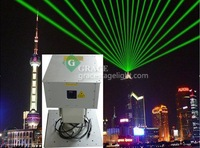 free shipping 5watts RGB outdoor landmark laser light