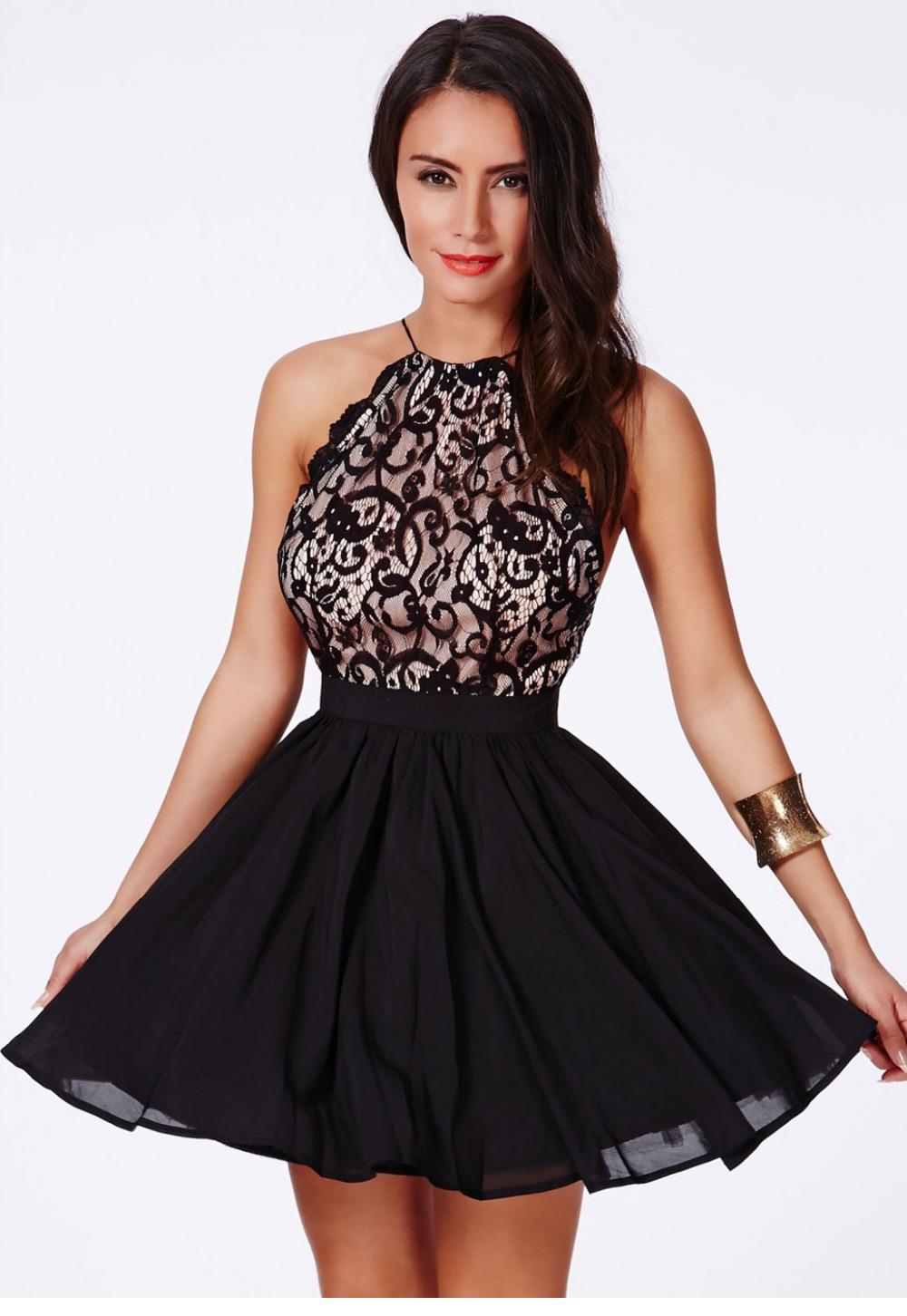 Vestidos de verano 2015 Mejor baratos para las señoras en línea ()