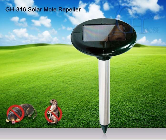 Средство для борьбы с насекомыми-вредителями Gshine , Solar Power Repeller