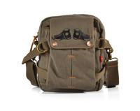 2014 New Canvas Bag  fashion vintage messenger bag men canvas bag casual messenger bag free shipping