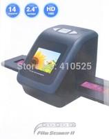 14 Mega CMOS Sensor 2.4 inch Screen Negative Film Scanner Film Scanner II #424CHD1