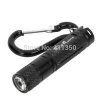UltraFire E05 Cree XP-G R5 150 Lumen1-Mode LED Light Lamp Flashlight Torch Blue