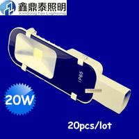 20W Street LED Light Road Lamp Waterproof IP65 Epistar LED Chip AC 85-265V LED Street Light 20pcs/lot