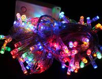 Retail&Wholesale 72LED String Light 9M 220V Decoration Light for Christmas/Party/Wedding flashing//colorful/single Free Shipping