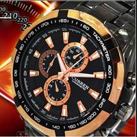 CURREN 8084 Tag Watches Men Sport Watches 2014 Fashion Analog Quartz Men's Watch Casual full steel Watch Men Colck Hours Reloj