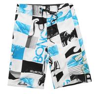 2014 Fashion Swimwear Men Boardshorts Beach Male Letter Surfing shortts Men Casual Loose Shorts Men Drying Beach Surf B45