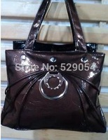 hot sale 2014 new middle age women bag fashion leisure women bag modified rivet decoration bag  free shipping