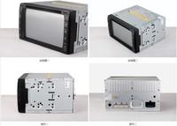 Free Shipping Car Universal Cars DVD Player GPS Navigation Integrated Machine 089