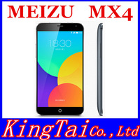 "Original Meizu MX4 Cell Phones MTK6595 Octa Core Android Smart Mobile 5.36"" 1920x1152 2GB RAM 16GB ROM 20.7MP 3100mAh"