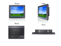 17 inch D2700 series IP65 Industrial Panel PC with Touch screen