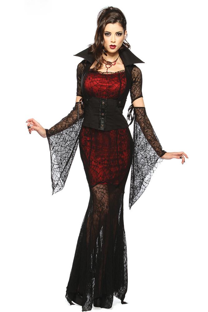 Modern Vampire Costume Costume Vixen Vampire