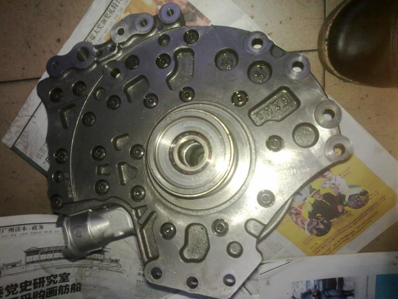 6T45E oil pump,transmission oil pump,auto oil pump(AT.AMT.DSG.CVT)(China (Mainland))