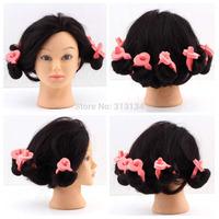 12 PCS/pack Magic Sponge Soft Hair Curler Roller Tool free shipping