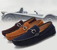 2014 Free shipping brand men moccasins slip on men platform loafers huarache espadrilles men flat driver shoes male casual men