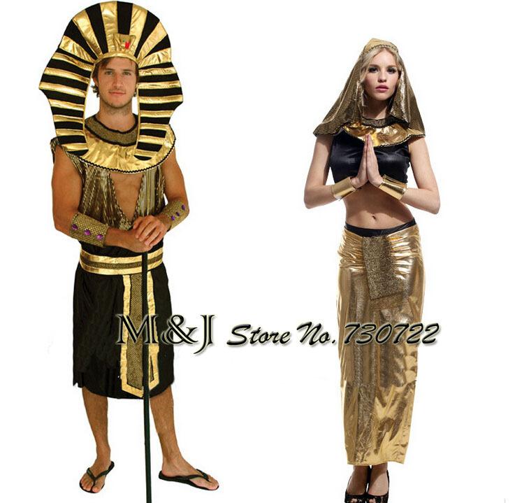 Modern dress of egypt - Livraison Gratuite Hommes Et Femmes Adultes Costumes D Halloween