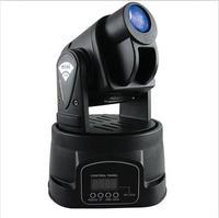 Wholesale - Free Shipping !1pc 15W Mini DMX Led Lamp RGB Moving Head Lights Spot Lighting For Club DJ KTV Party DMX Controller S