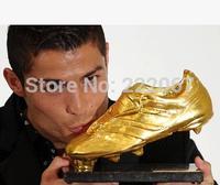 The European soccer golden trophy European league top scorer award Football top scorer award